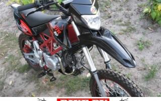 Мотоциклы ирбис в Минске