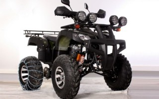 Квадроцикл хантер 250