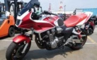 Honda CB boldor