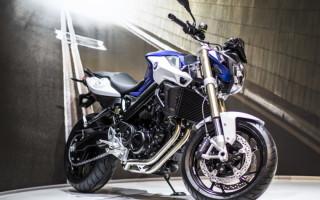 Салон мотоциклов BMW