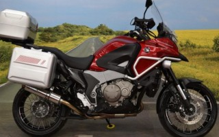 моторазборка Honda VFR 1200