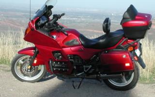 Мотоцикл BMW k1100lt
