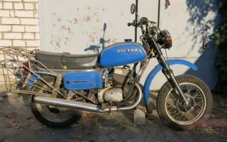 Вес Мотоцикла восход