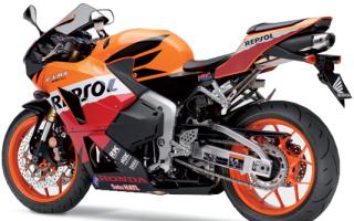 Мотоцикл хонда cbr 600