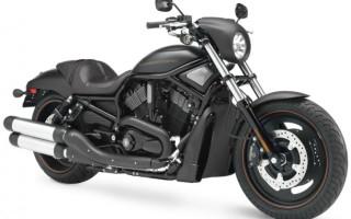 Harley Davidson VRSCD Night Rod, описание модели