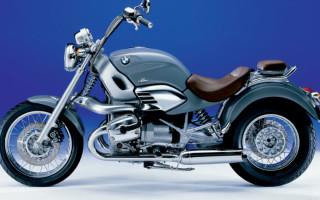 Мотоциклы BMW r