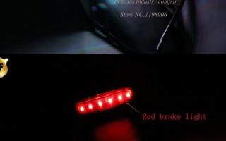 Светодиодные фонари на Мотоцикл Эндуро