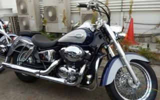 мотоцикл Honda Shadow 750 купить
