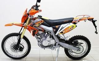 Мотоцикл рейсер Эндуро 200