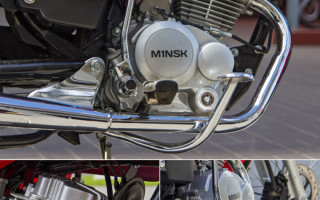 Мотоцикл Минск d4 125 отзывы