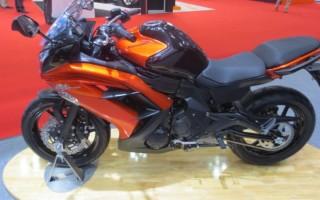 Kawasaki Ninja 400 технические характеристики