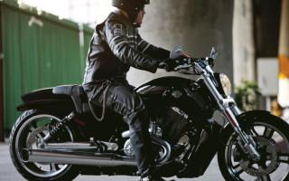 Мотоцикл Harley Davidson v rod