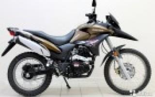 Кроссовый Мотоцикл рейсер 200