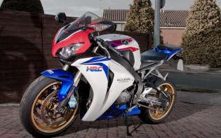мотоцикл Хонда СБР 1000