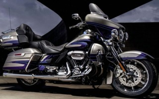 Harley Davidson cvo limited 2017
