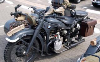 Мотоцикл BMW r12