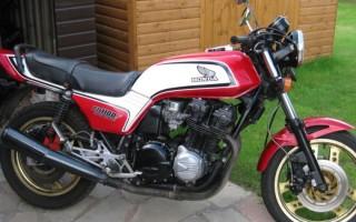 Honda cbr 1300