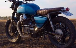 мотоцикл Хонда GL 400