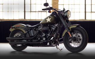 Harley Davidson slim s