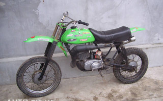 Мотоцикл Минск кросс
