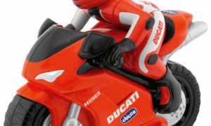 Турбо Мотоцикл ducati чико