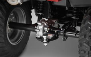 продажа квадроциклов Хонда рінкон 680