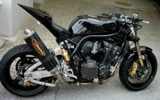 Спортивные мотоциклы honda