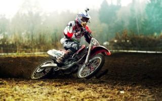 Крылья на Кроссовый Мотоцикл
