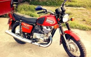 Планета 5 Мотоцикл характеристики
