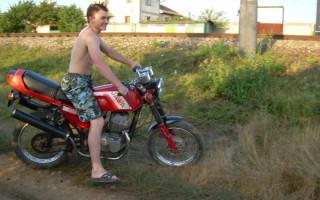 Резина на Мотоцикл Ява