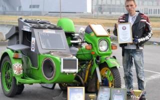 Окей google Мотоцикла Урал