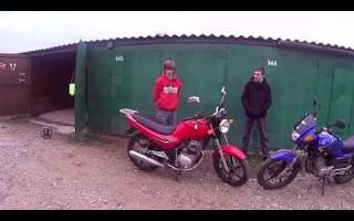 Обзор мотоцикла honda cb 400 инжектор