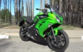 Kawasaki er 6 Ninja 650r отзывы