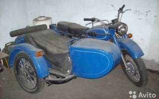 Мотоциклы днепр в россоши