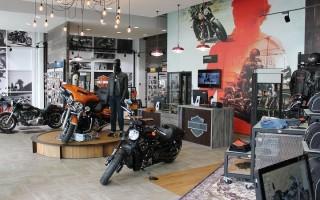 Harley Davidson москва официальный