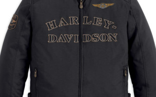 Harley Davidson limited edition 110th anniversary jacket