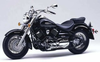 Мотоцикл yamaha drag star
