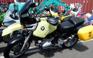 Доп оборудование на Мотоцикл BMW r1100gs