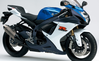 Мотоцикл Suzuki GSX 750