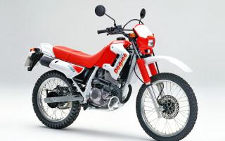HONDA XL 250 DEGREE, описание модели