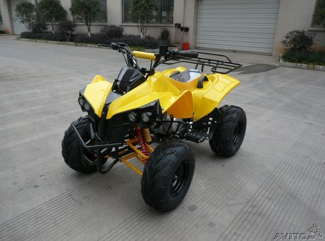 квадроцикл Хонда 125 кубов