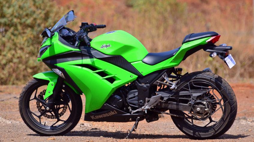 Kawasaki Ninja 300 купить спб
