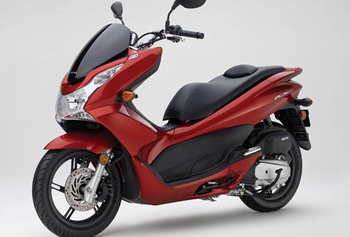 Скутер Honda pcx