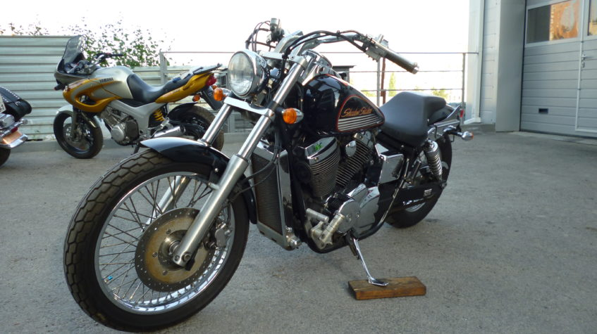 Honda Shadow 750 nv