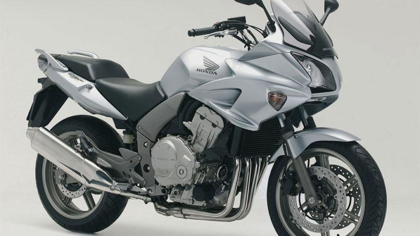 Honda cbf 1000 ili cb 1300 отзывы