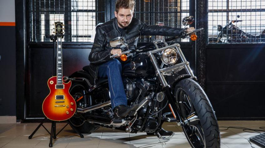 Harley Davidson ufa