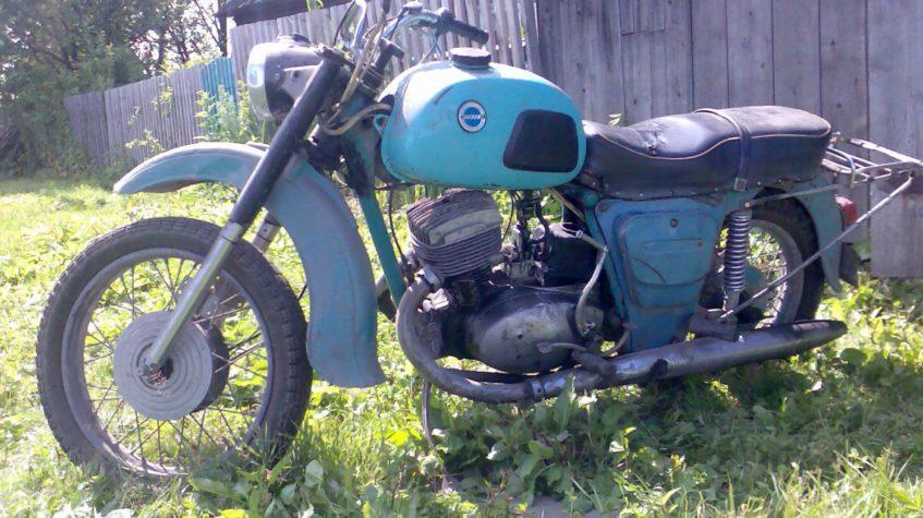 Как собрать Мотоцикл Планета 5