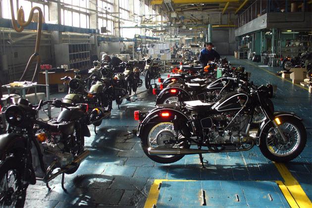 Ирбитский Мотоцикл Урал