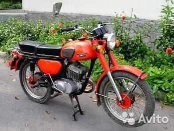 Мотоцикл Минск технические характеристики ссср