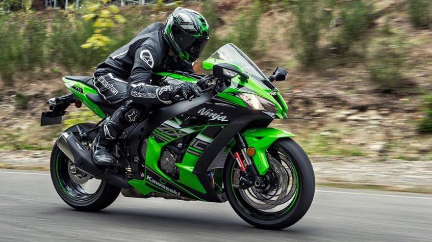 Мотоцикл Kawasaki Ninja zx 10r